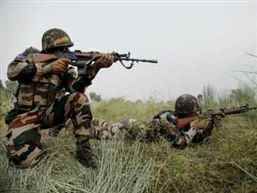 J&K: Security forces kill five Pakistani soldiers in retaliation along LoC