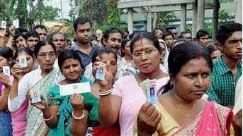 72% voter turnout recorded in Assam Panchayat polls