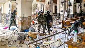 World leaders condemn series of blasts in Sri Lanka