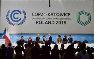 UN conference on climate change begins in Poland