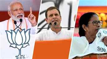 Campaigning for 3rd phase of Lok Sabha polls ends