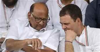 Maharashtra: Congress to contest 26 seats & NCP 22 as per seat sharing pact