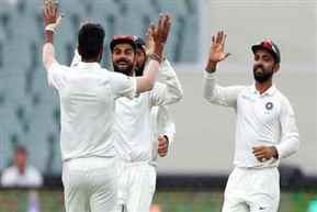 India beat Australia by 31 runs in Adelaide test