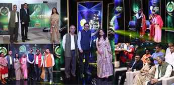 Prasar Bharati Chairman launches Doordarshan Mahila Kisan Awards programme