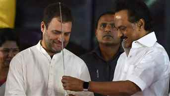 DMK, Congress finalises alliance for Lok Sabha polls