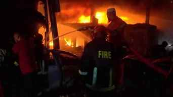Bangladesh: Massive fire kills 45 in Dhaka