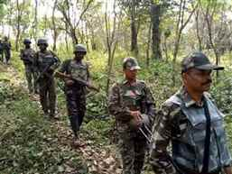 Security Forces gun down two Maoists in Chhattisgarh