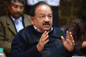 Harshvardhan launches DD Science and India Science channels in New Delhi today