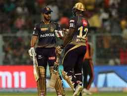 IPL: KKR beat SRH by six wickets