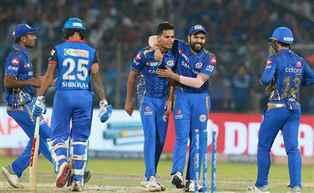 IPL: Mumbai Indians beat Delhi Capitals by 40 runs