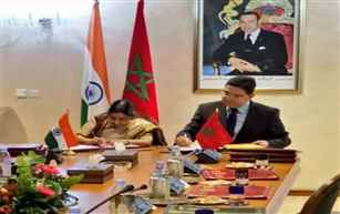 India, Morocco sign four MoUs