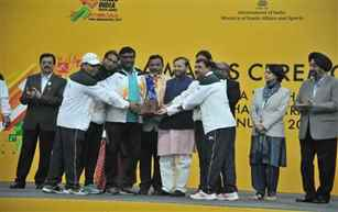 Khelo India Youth Games: Maharashtra finish top with 228 medals