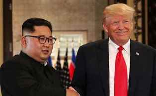 N.Korea's Kim expresses satisfaction with Trump letter