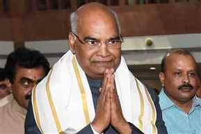 President Ram Nath Kovind to visit Gujarat today