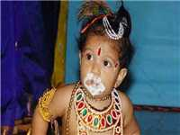 Krishna-Vesha-Spardhe