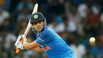 Dhoni joins elite list of Indian cricketers to score ten thousand runs