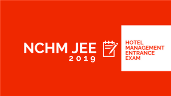 Date extended for NCHMCT JEE 2019 application form