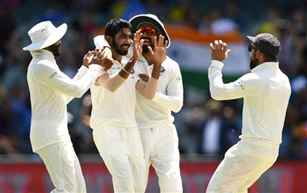 Australia need 136 runs with just 3 wickets in hand