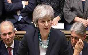 British PM Theresa May wins vote of confidence in her leadership of Conservative party