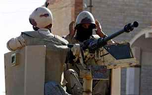 Egypt: Security forces kill 14 militants in operation in Sinai