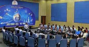 ISRO launches Samwad with students to engage them on space science activities