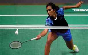 P V Sindhu enters women's singles quarterfinals in NBC