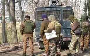 Security forces kill the mastermind of Pulwama terror attack in encounter, 4 Army personnel martyred