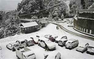 Ladakh region of J&K receives season's heaviest snowfall