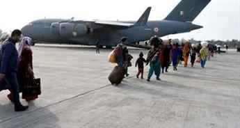 IAF airlifts 514 stranded passengers in Jammu and Kashmir