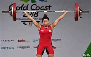 Asian Weightlifting C'ship: Mirabai Chanu to spearhead India's campaign