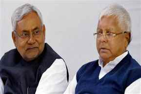 Nitish and Lalu 6-12-16