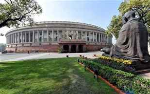 Both the Houses of Parliament adjourned on an opening day of the Winter Session