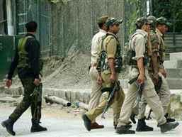 J&K: Four policemen killed in terrorist attack