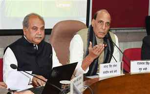Govt has given free hand to Security Forces to deal with terrorists: Rajnath Singh