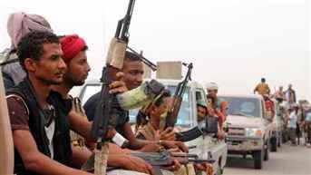 Heavy fighting in Yemen between pro-govt forces and rebels kills 85 people