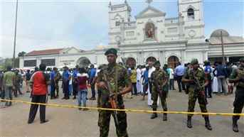 160 killed, over 400 injured as multiple blasts rock Sri Lanka
