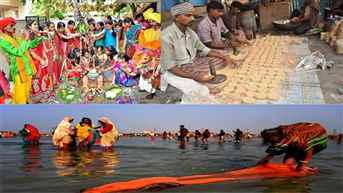 Makar Sankranti celebrated in different parts of country today