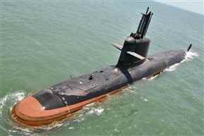 Scorpene submarine-248YA