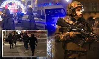 France: Four dead in Strasbourg's Christmas market shooting