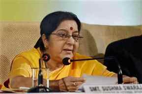 EAM Sushma Swaraj seeks report on abduction & conversion of two Hindu girls in Pakistan