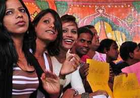 Transgender Bill passed in Lok Sabha amid uproar