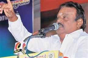 Tamil Nadu: DMDK announces candidates for all four Lok Sabha seats