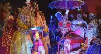 Celebrations of Vivah Panchami begins in Janakpur