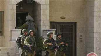 Israeli forces raid offices of official Palestinian news agency Wafa in Ramallah