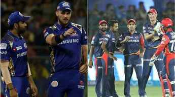 IPL: Delhi Capitals to fight against Mumbai Indians in New Delhi tonight