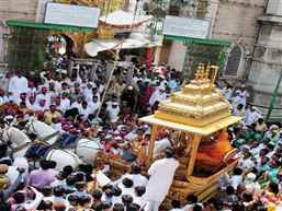 Mahavir Jayanti being celebrated with religious fervour and gaitey in Bihar
