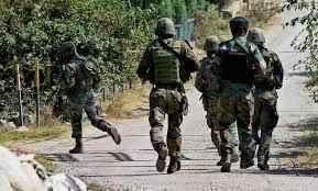 Security forces kill six terrorists in J&K