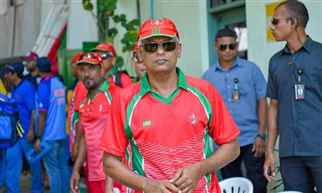 Maldivian President to visit Bengaluru for IPL match today