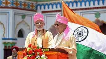 राजा जनकक नगरी जनकपुर मे देखायल PM मोदीक मिथिला-मैथिली प्रेम
