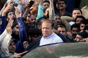 Pakistan top court grants bail to Sharif for treatment